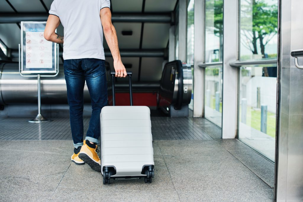 Travel Workout- stay fit while traveling