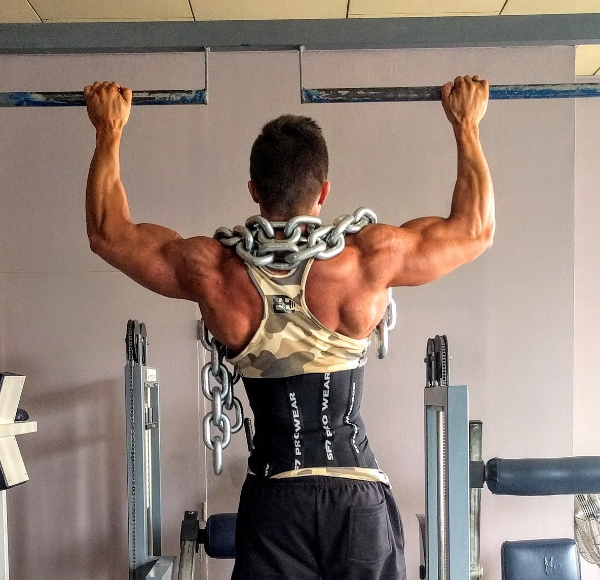 The Best Pull Up Bar Workouts