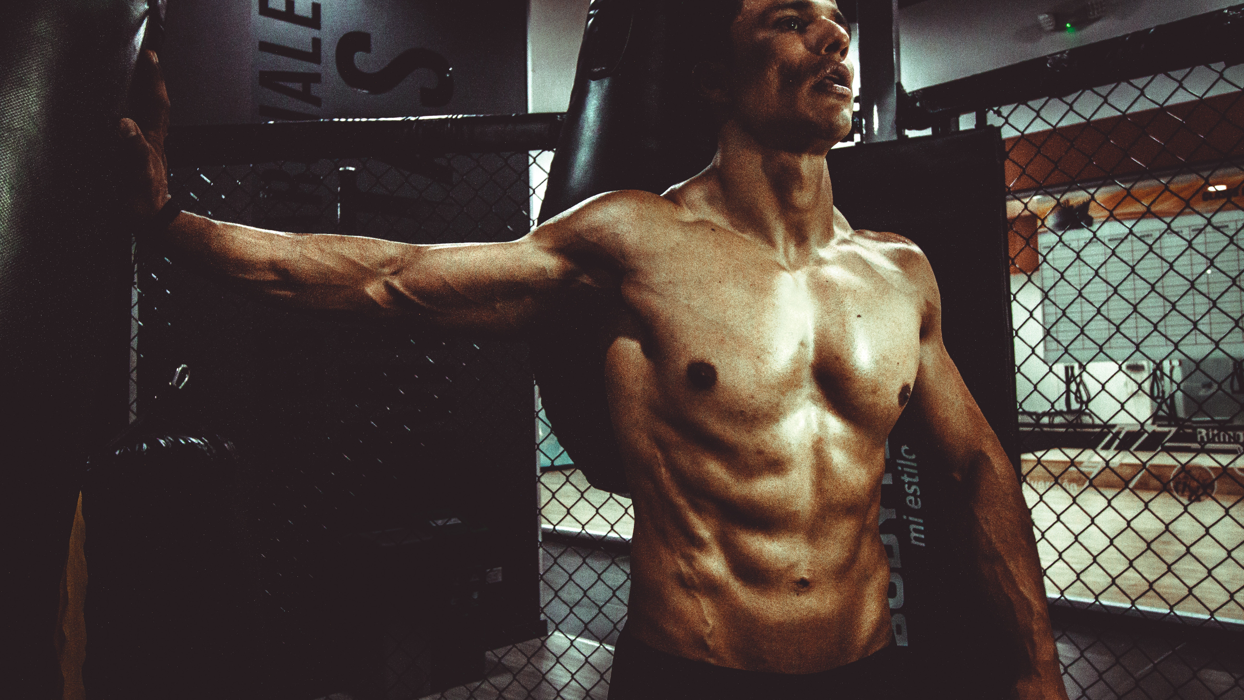 Weighted Vest- abs
