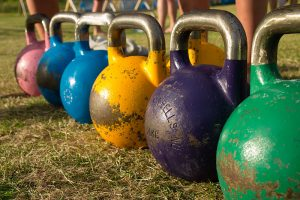 portable kettlebells - use