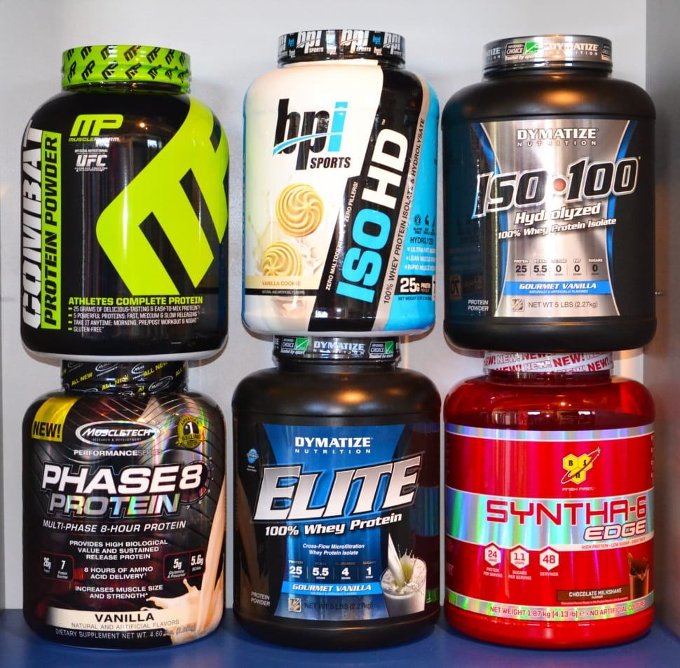 Best Protein powder- options