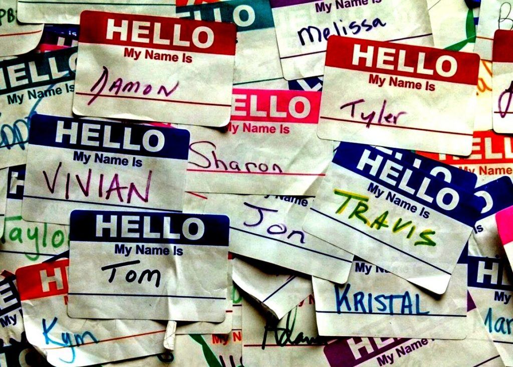Hello My name is (contact us)
