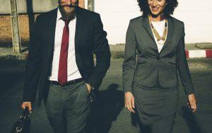 Fitness Entrepreneur couple