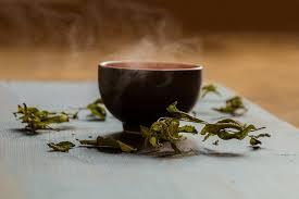 green tea hot