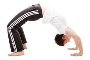 flexiblw bend wokout