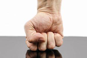 veiny arm exercises- Flexed wrist and arm