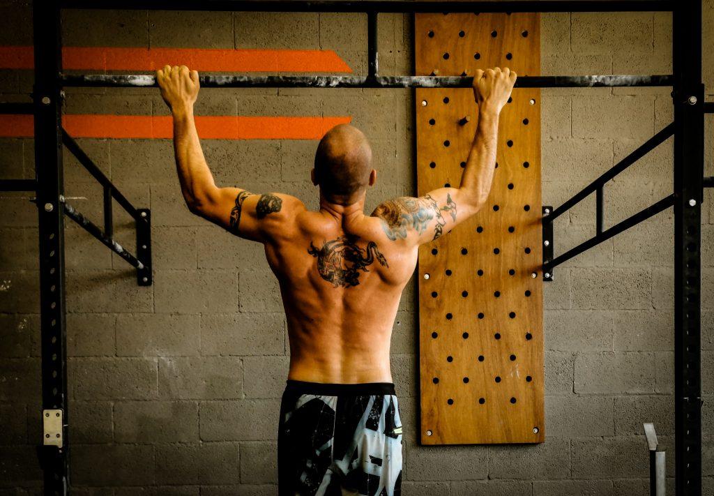 Prisoner workout prisoner pull up bar