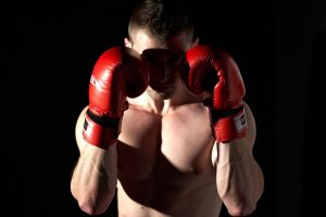 mma workout shadowboxing