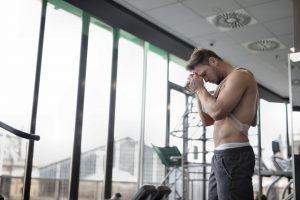 losing weight after bulking
