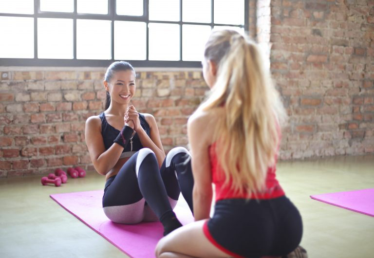 Yoga Poses for workout routine