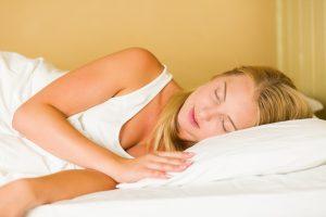 break sugar cravings- sleeping