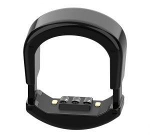 black fitness tracker ring health and fitness gifts
