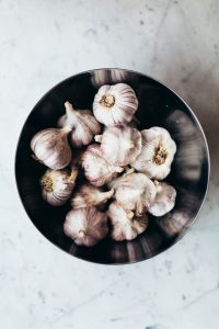 Use Garlic To Lose Belly Fat